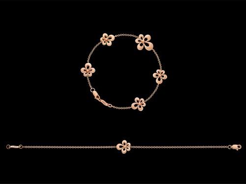 Gilan Bracelet Fleur