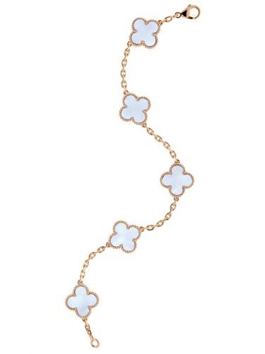 VCA Bracelet Alhambra Courbe