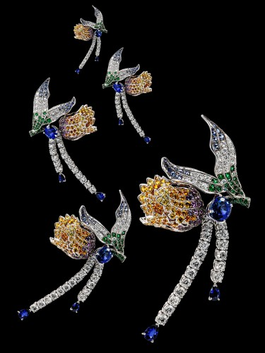Boucheron Earing flight
