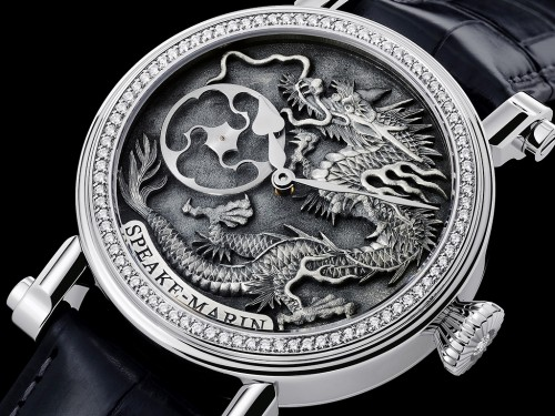 Speake-Marin PU Dragon