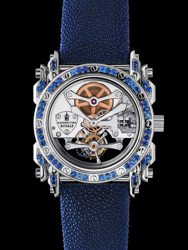 Manufacture Royale Androgyne Saphir