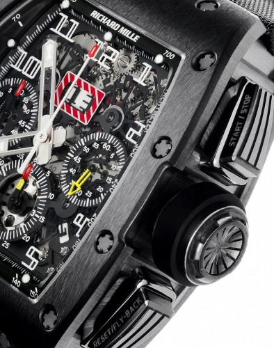 Richard Mille 011 Black
