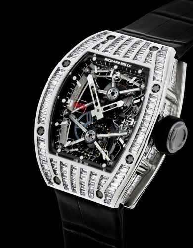 Richard Mille 012 Diamants
